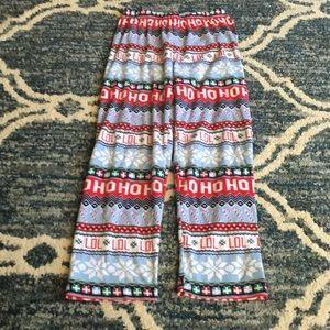 Children's Place Christmas pajama pants